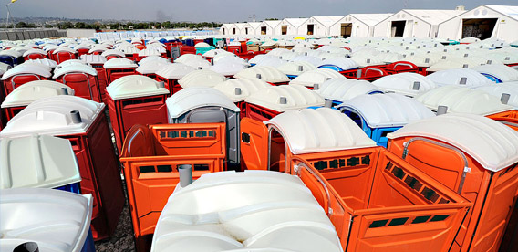 Champion Portable Toilets in Decatur, AL
